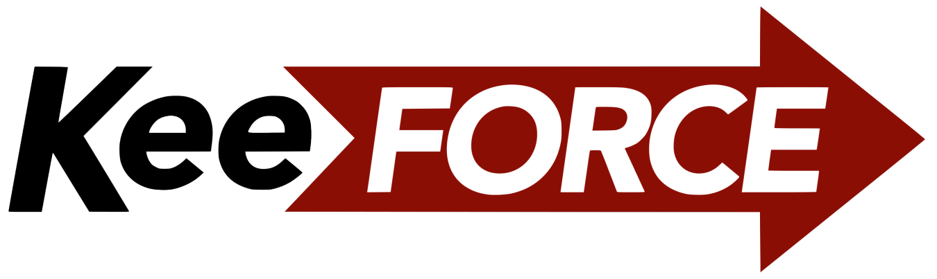 KeeForce logo